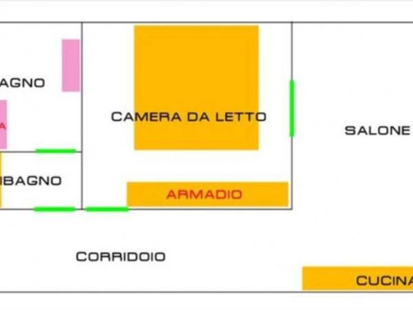 Appartamento in vendita a Monteriggioni, Arredato, 40 mq - Foto 2