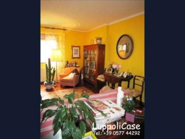 Appartamento in vendita a Monteriggioni, Con giardino, 75 mq - Foto 3