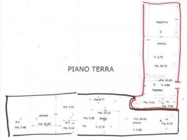 Villa in vendita a Monteriggioni, Con giardino, 320 mq - Foto 13