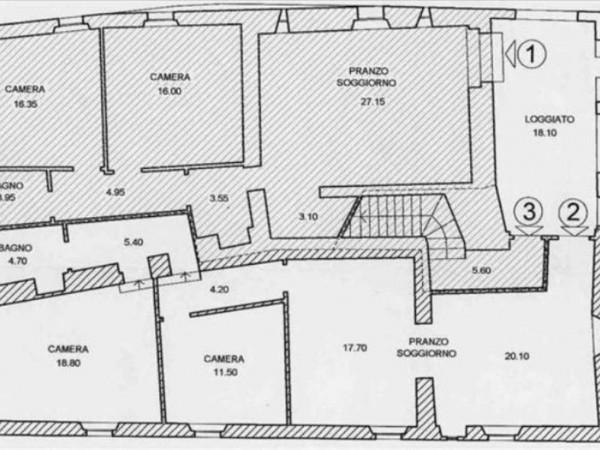 Villa in vendita a Monteriggioni, Con giardino, 1600 mq - Foto 10