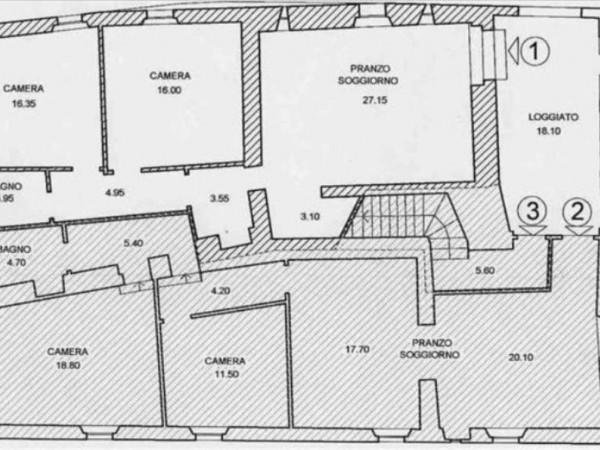 Villa in vendita a Monteriggioni, Con giardino, 1600 mq - Foto 12