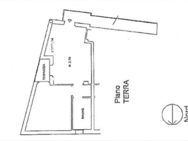 Appartamento in vendita a Monteriggioni, Arredato, 50 mq - Foto 12