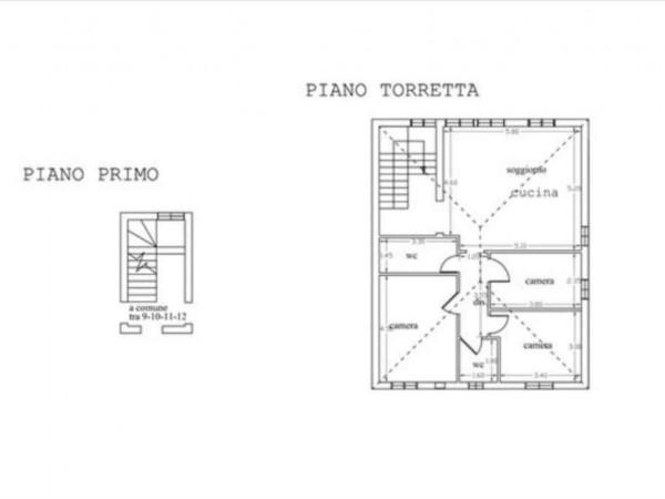 Appartamento in vendita a Monteriggioni, 92 mq - Foto 11
