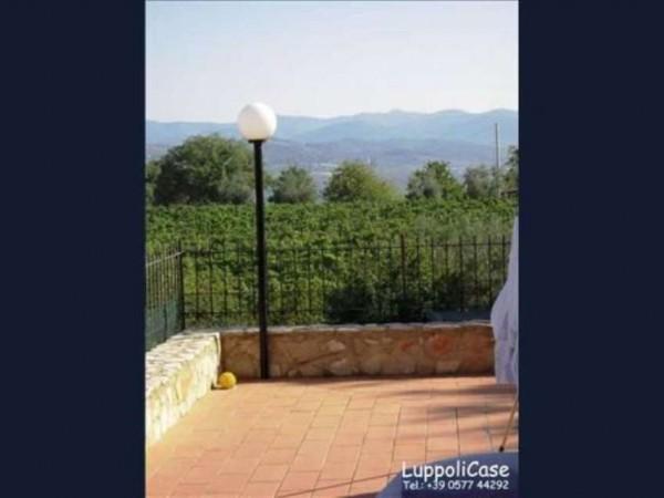Villa in vendita a Castelnuovo Berardenga, Con giardino, 270 mq - Foto 10