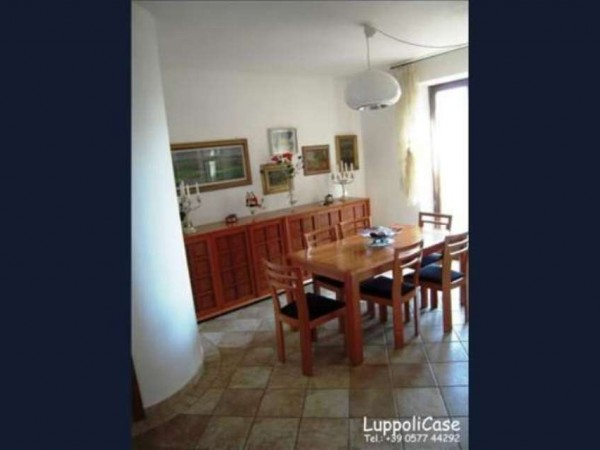 Villa in vendita a Castelnuovo Berardenga, Con giardino, 270 mq - Foto 12
