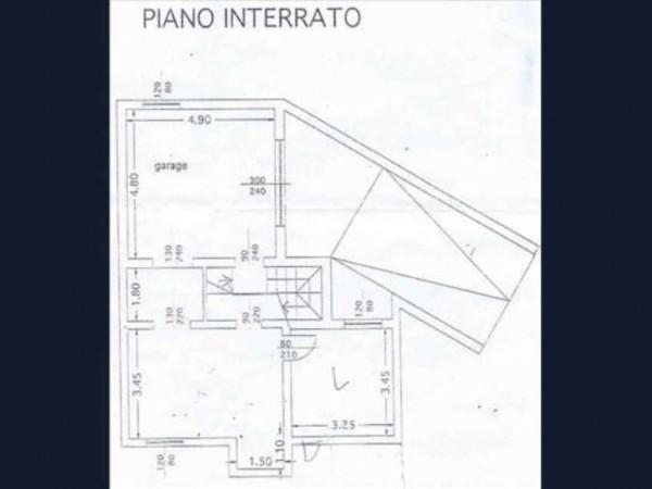 Villa in vendita a Castelnuovo Berardenga, Con giardino, 270 mq - Foto 1