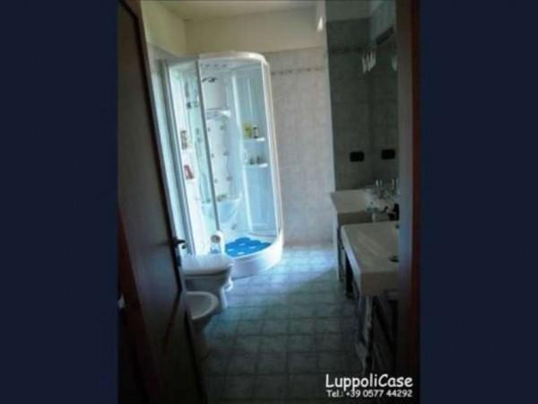Villa in vendita a Castelnuovo Berardenga, Con giardino, 270 mq - Foto 7