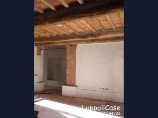 Appartamento in vendita a Castelnuovo Berardenga, Con giardino, 50 mq - Foto 4