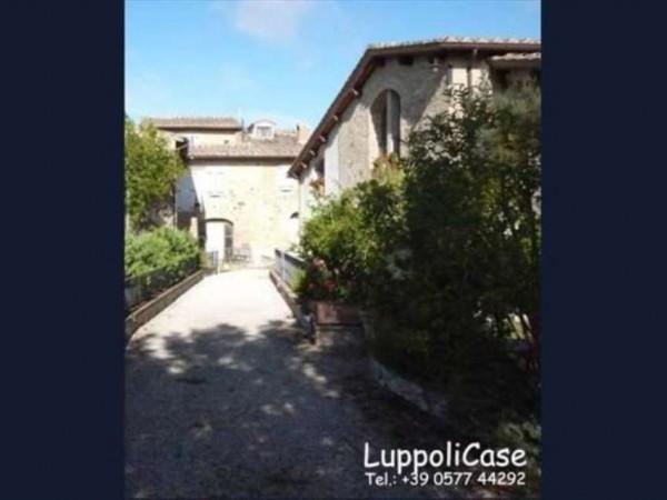 Appartamento in vendita a Castelnuovo Berardenga, Con giardino, 50 mq - Foto 9