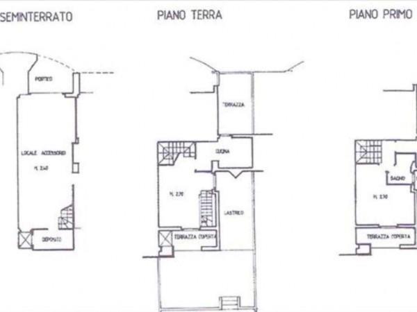 Appartamento in vendita a Castelnuovo Berardenga, Con giardino, 80 mq - Foto 11
