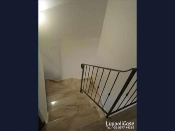 Appartamento in vendita a Castelnuovo Berardenga, Con giardino, 80 mq - Foto 6