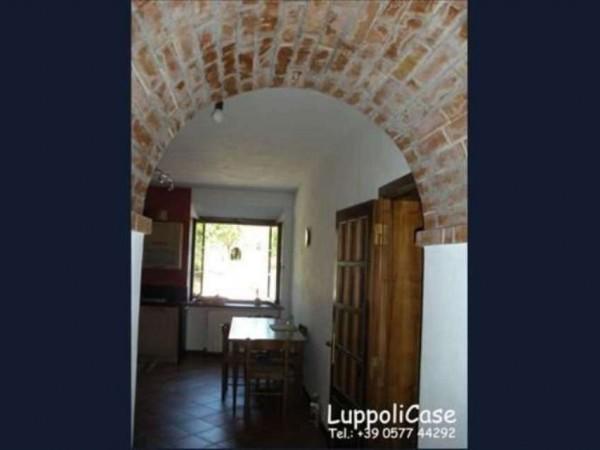 Appartamento in vendita a Castelnuovo Berardenga, Con giardino, 100 mq - Foto 9