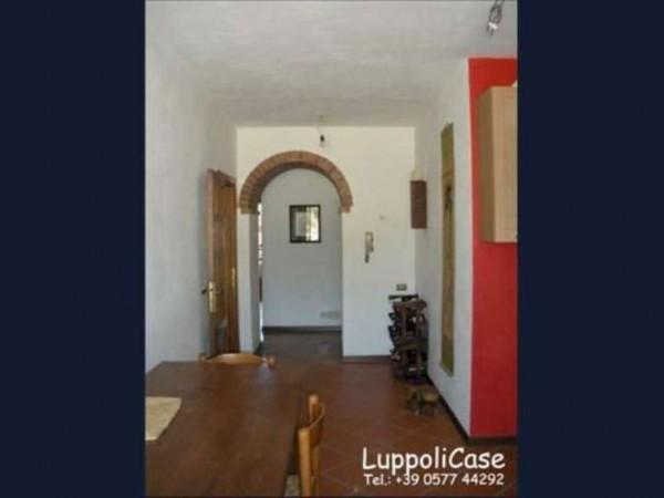 Appartamento in vendita a Castelnuovo Berardenga, Con giardino, 100 mq - Foto 10