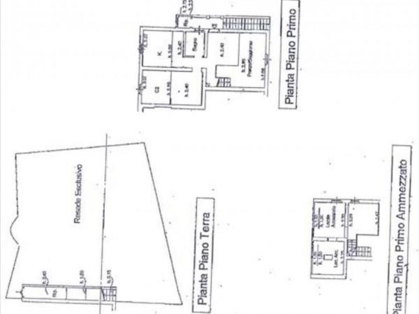 Appartamento in vendita a Castelnuovo Berardenga, Con giardino, 110 mq - Foto 1