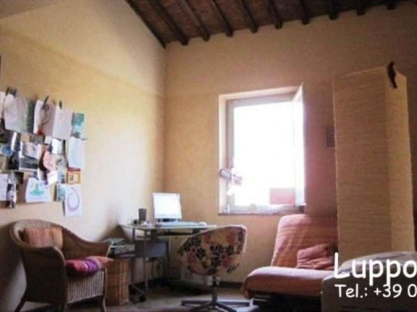 Appartamento in vendita a Castelnuovo Berardenga, Con giardino, 110 mq - Foto 14