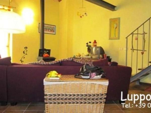 Appartamento in vendita a Castelnuovo Berardenga, Con giardino, 110 mq - Foto 12