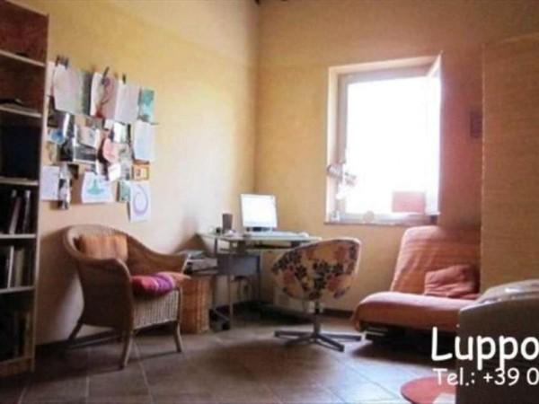 Appartamento in vendita a Castelnuovo Berardenga, Con giardino, 110 mq - Foto 19