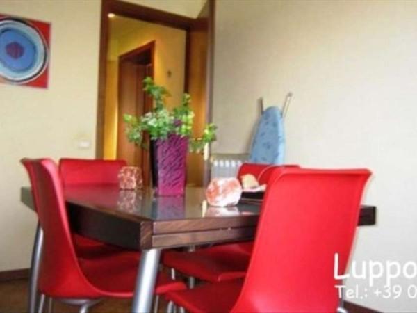 Appartamento in vendita a Castelnuovo Berardenga, Con giardino, 110 mq - Foto 16