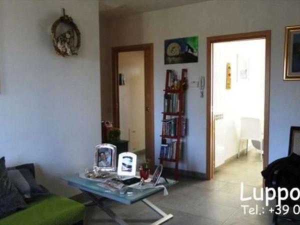 Appartamento in vendita a Castelnuovo Berardenga, Con giardino, 120 mq - Foto 4