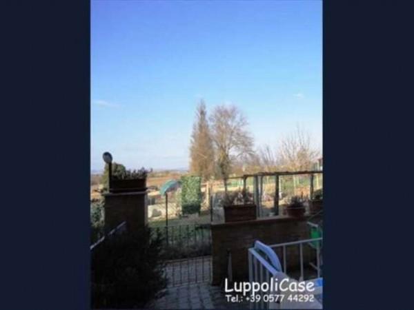 Appartamento in vendita a Castelnuovo Berardenga, Con giardino, 120 mq - Foto 11