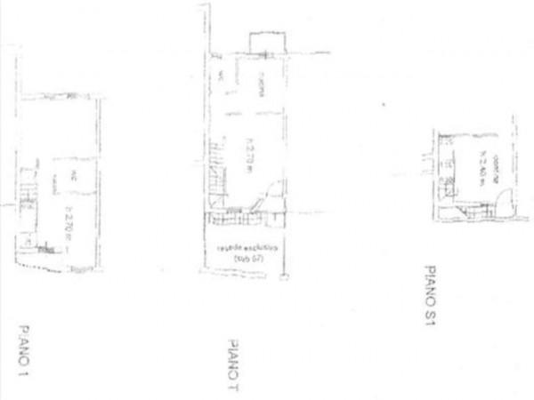 Appartamento in vendita a Castelnuovo Berardenga, Con giardino, 120 mq