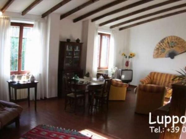 Villa in vendita a Castelnuovo Berardenga, Con giardino, 282 mq - Foto 12