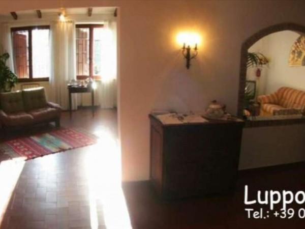 Villa in vendita a Castelnuovo Berardenga, Con giardino, 282 mq - Foto 3