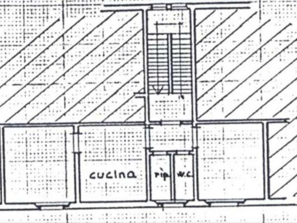 Appartamento in vendita a Castelnuovo Berardenga, 55 mq - Foto 2