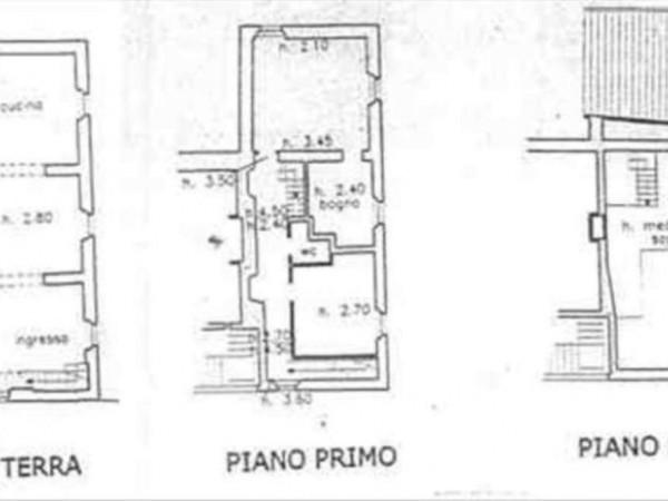 Villa in vendita a Castelnuovo Berardenga, Con giardino, 200 mq - Foto 1