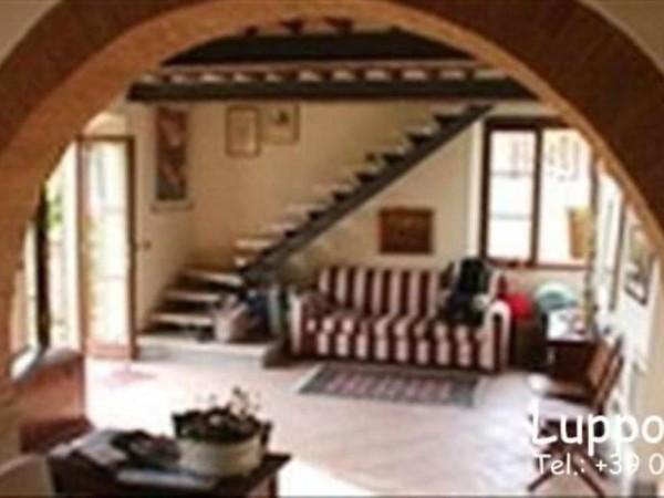 Villa in vendita a Castelnuovo Berardenga, Con giardino, 200 mq - Foto 4