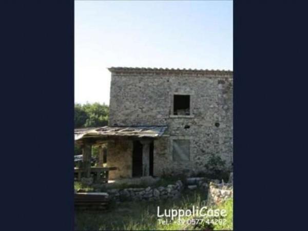 Villa in vendita a Montieri, Con giardino, 300 mq - Foto 6
