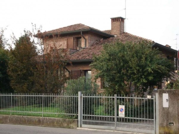 Villa in vendita a Bagnolo Cremasco, Residenziale, Con giardino, 250 mq - Foto 5