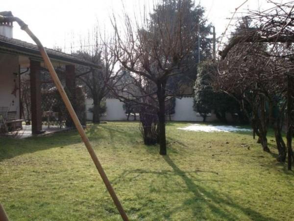 Villa in vendita a Bagnolo Cremasco, Residenziale, Con giardino, 180 mq - Foto 6