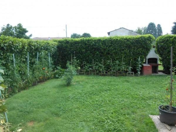 Villetta a schiera in vendita a Crema, Crema A 5km, Con giardino, 150 mq - Foto 13