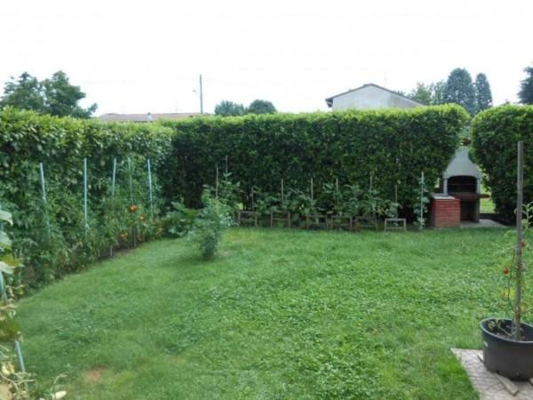 Villetta a schiera in vendita a Crema, Crema A 5km, Con giardino, 150 mq - Foto 3