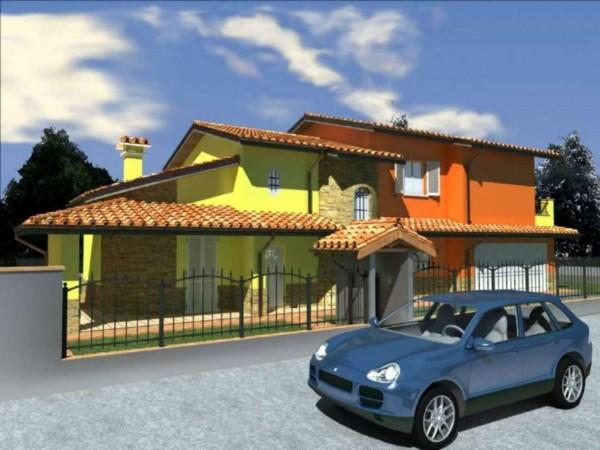 Villa in vendita a Crema, Residenziale A Pochi Minuti Da Crema, Con giardino, 150 mq - Foto 5