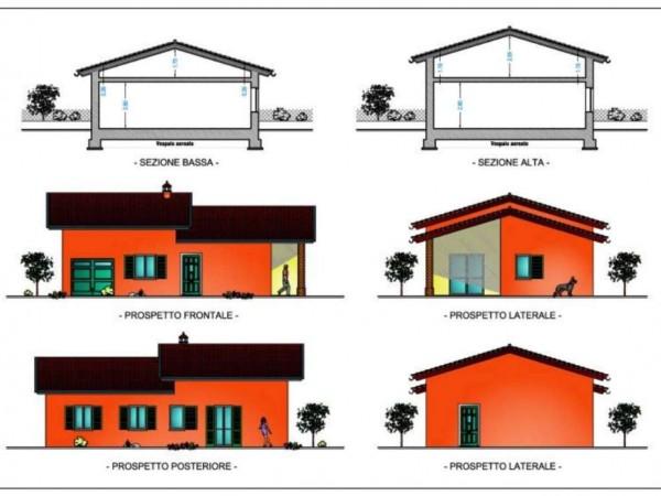 Villa in vendita a Crema, Residenziale A Pochi Minuti Da Crema, Con giardino, 150 mq - Foto 9