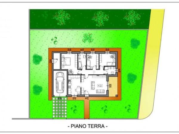 Villa in vendita a Crema, Residenziale A Pochi Minuti Da Crema, Con giardino, 150 mq - Foto 10