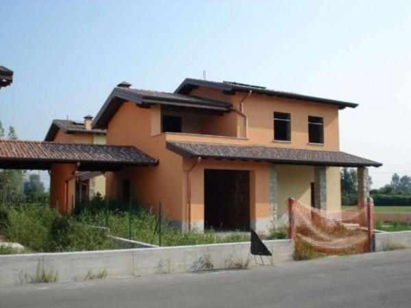 Villa in vendita a Crema, Residenziale A Pochi Minuti Da Crema, Con giardino, 150 mq - Foto 3