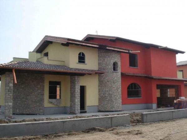 Villa in vendita a Crema, Residenziale A Pochi Minuti Da Crema, Con giardino, 150 mq - Foto 7