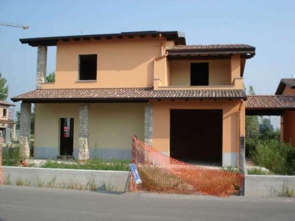 Villa in vendita a Crema, Residenziale A Pochi Minuti Da Crema, Con giardino, 150 mq - Foto 4