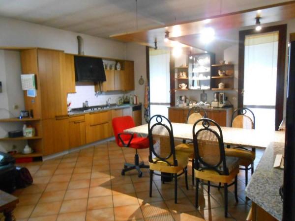 Villa in vendita a Trescore Cremasco, Residenziale, Con giardino, 460 mq - Foto 12