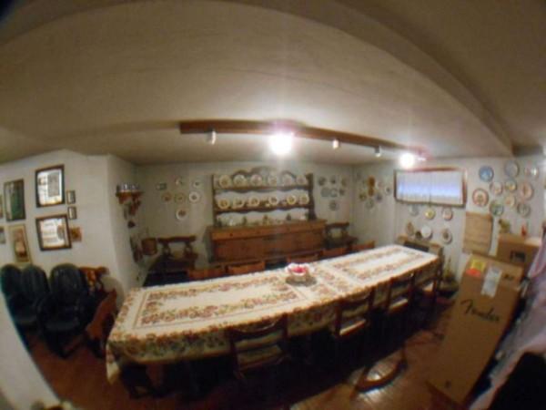 Villa in vendita a Trescore Cremasco, Residenziale, Con giardino, 460 mq - Foto 21