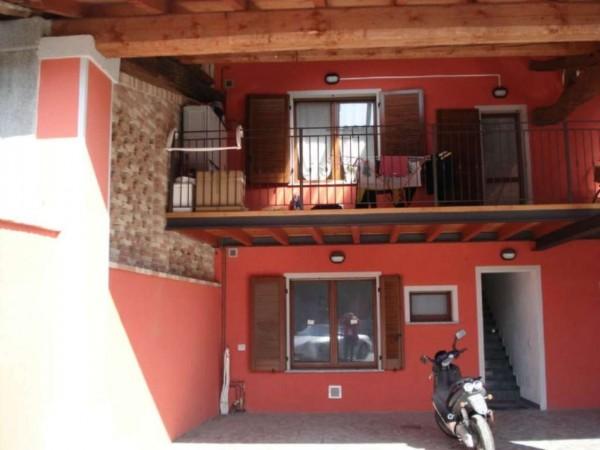 Appartamento in vendita a Trescore Cremasco, Centro, 98 mq