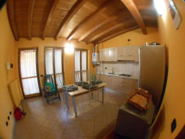 Appartamento in vendita a Trescore Cremasco, Residenziale, Arredato, 57 mq