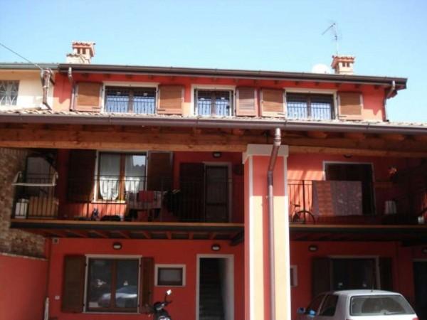 Appartamento in vendita a Trescore Cremasco, Centrale, 88 mq