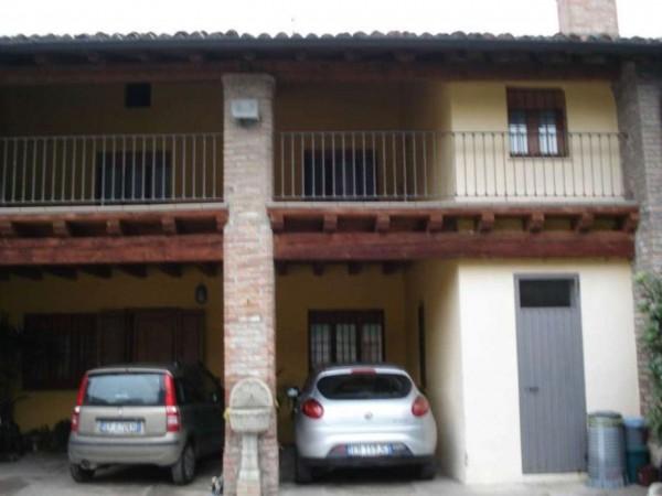 Rustico/Casale in vendita a Cremosano, Centro, Con giardino, 180 mq