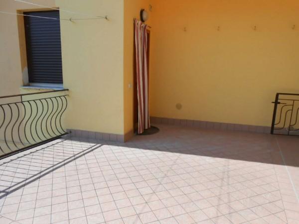 Appartamento in vendita a Cremosano, Centro, 116 mq