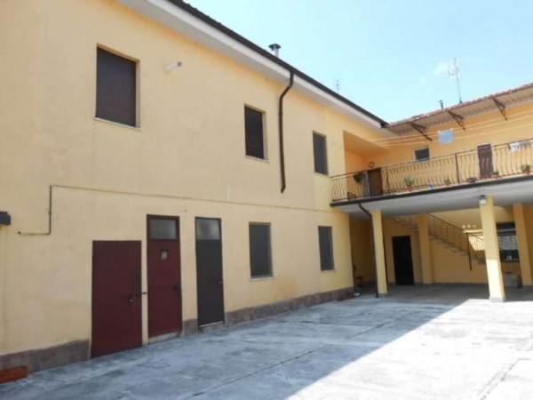 Appartamento in vendita a Cremosano, Centro, 100 mq