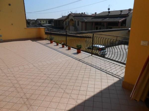 Appartamento in vendita a Cremosano, Centro, 116 mq - Foto 10